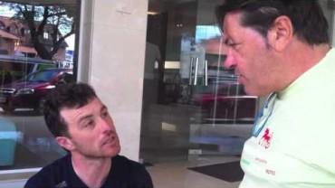 Magrini e Paolini imitano De Zan e Cassani, Tour de San Luis 2013